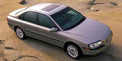 2001 Volvo S80
