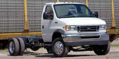 2002 Ford Super Duty E-550 Cutaway