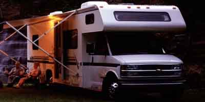 2002 Chevrolet Express RV Cutaway
