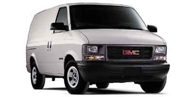 2002 GMC Safari Cargo Van