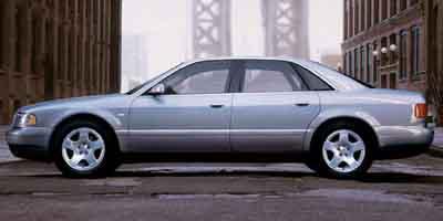 2002 Audi A8