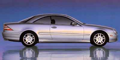 2002 Mercedes-Benz CL-Class