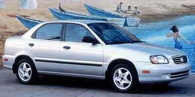 2002 Suzuki Esteem