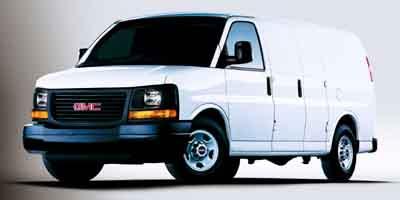 2004 GMC Savana Cargo Van