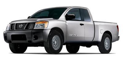 2008 Nissan Titan (2008.5)