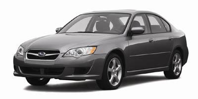 2008 Subaru Legacy Sedan (Natl)
