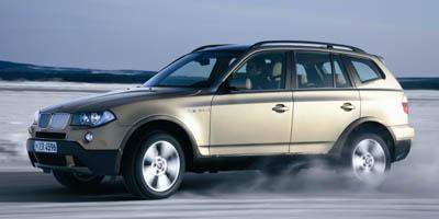2008 BMW X3-Series