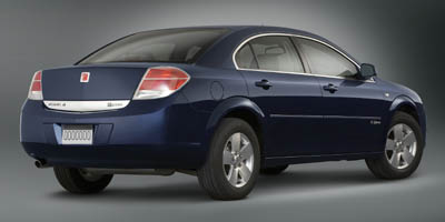 2009 Saturn Aura Green Line