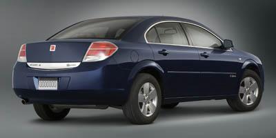 2009 Saturn Aura Hybrid Sedan