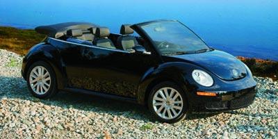 2008 Volkswagen New Beetle Convertible