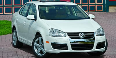 2008 Volkswagen Jetta Sedan