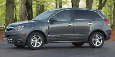 2009 Saturn VUE Green Line