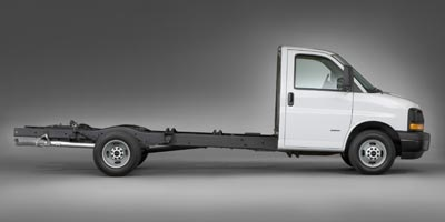 2012 GMC Savana Commercial Cutaway