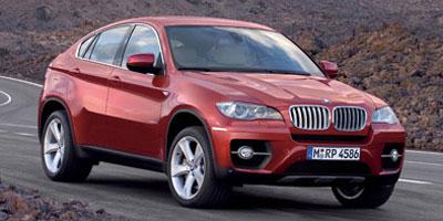2009 BMW X6-Series