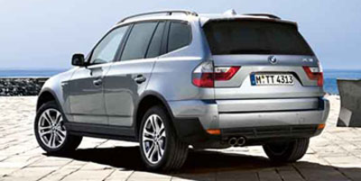 2009 BMW X3-Series