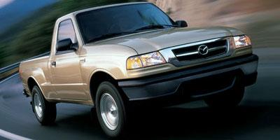 2008 Mazda B-Series Truck