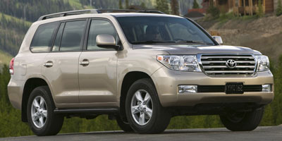 2009 Toyota Land Cruiser