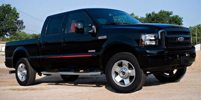 2010 Ford Super Duty F-250 SRW