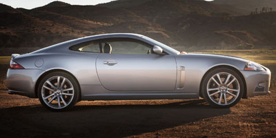 2009 Jaguar XK Series