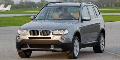 2010 BMW X3-Series