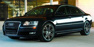 2010 Audi A8 L