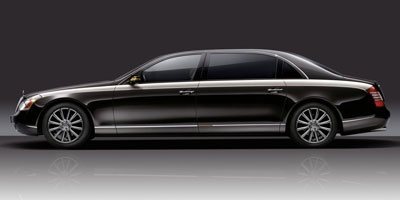 2010 Maybach 62 Zeppelin