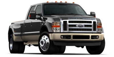 2010 Ford Super Duty F-450