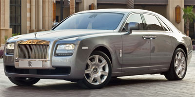 2010 Rolls-Royce Phantom Ghost
