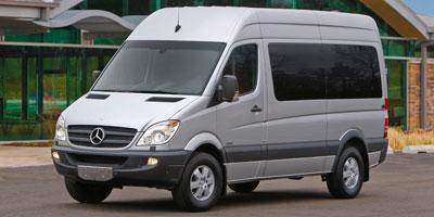 2012 Mercedes-Benz Sprinter Passenger Vans