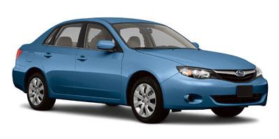 2011 Subaru Impreza Sedan