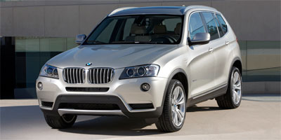 2012 BMW X3-Series