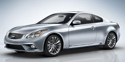 2011 Infiniti G37 Coupe
