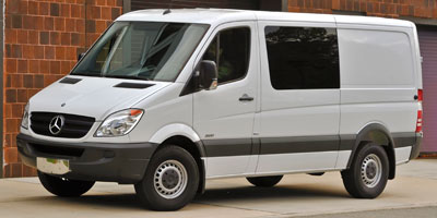 2011 Mercedes-Benz Sprinter Crew Vans