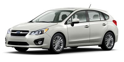 2012 Subaru Impreza Wagon