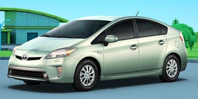 2012 Toyota Prius Plug In