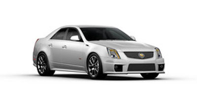2013 Cadillac CTS-V Sedan