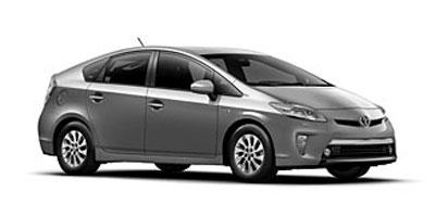 2013 Toyota Prius Plug In