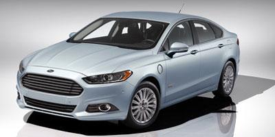 2013 Ford Fusion Plug-In Hybrid