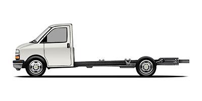 2015 Chevrolet Express Commercial Cutaway