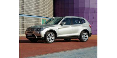 2014 BMW X3-Series