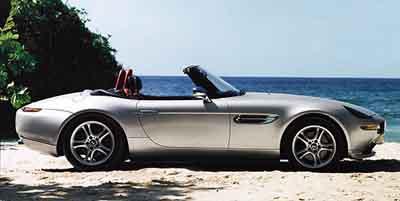 2000 BMW Z8-Series