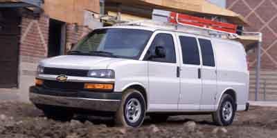 2004 Chevrolet Express Cargo Van