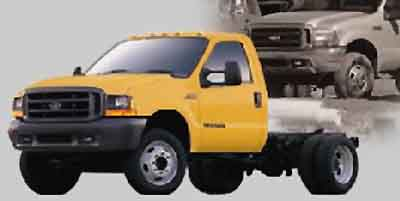 2002 Ford Super Duty F-550 DRW
