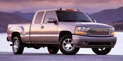 2003 GMC Sierra Denali