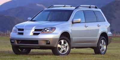 2003 Mitsubishi Outlander