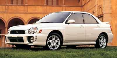 2003 Subaru Impreza Sedan