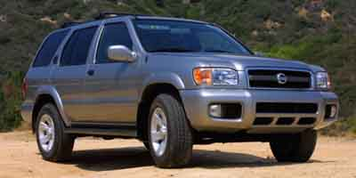 2003 Nissan Pathfinder