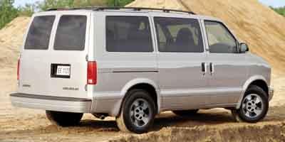 2003 Chevrolet Astro Passenger