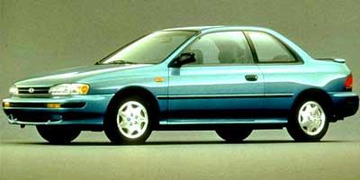 1997 Subaru Impreza Coupe