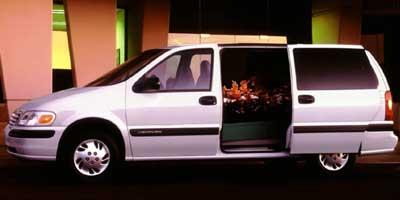 2000 Chevrolet Venture Cargo Van